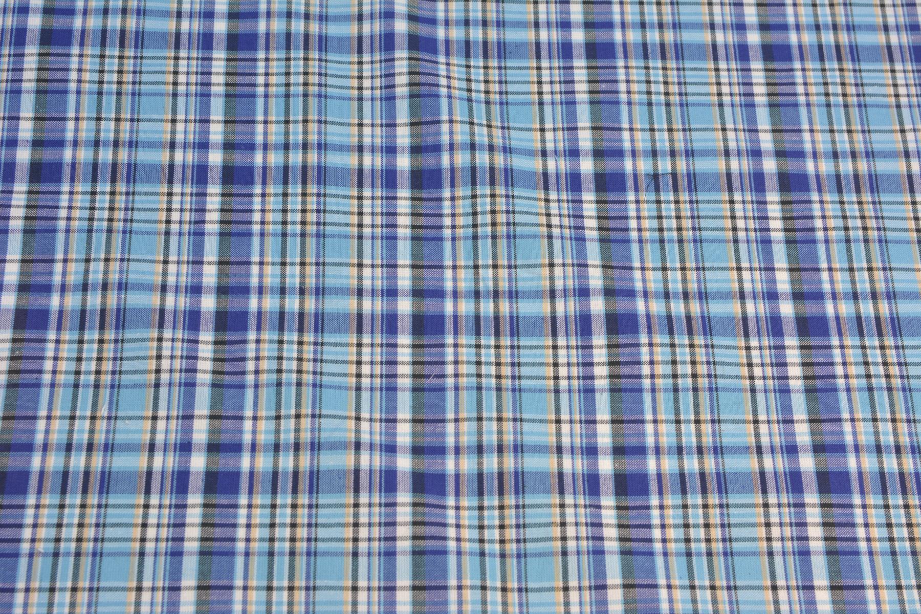 Шотландка Пестротканая